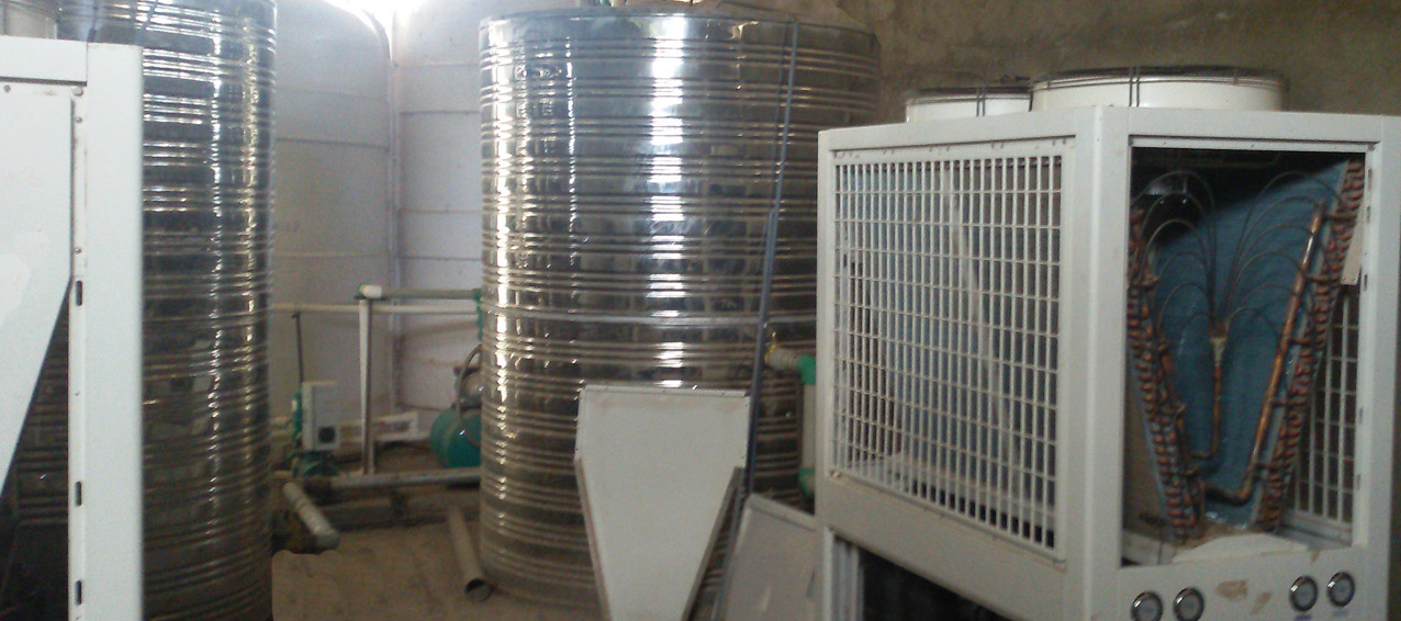 centralized-water-heating-and-steam-generation-system